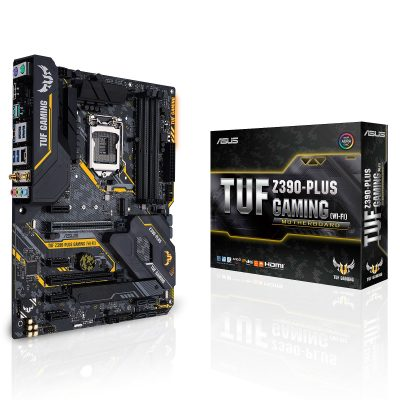 Carte Mère TUF Z390 PLUS GAMING WIFI Intel 1.jpg